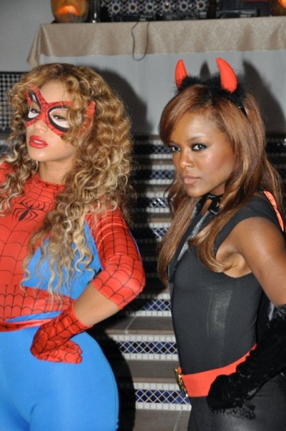 beyonce-spider-woman