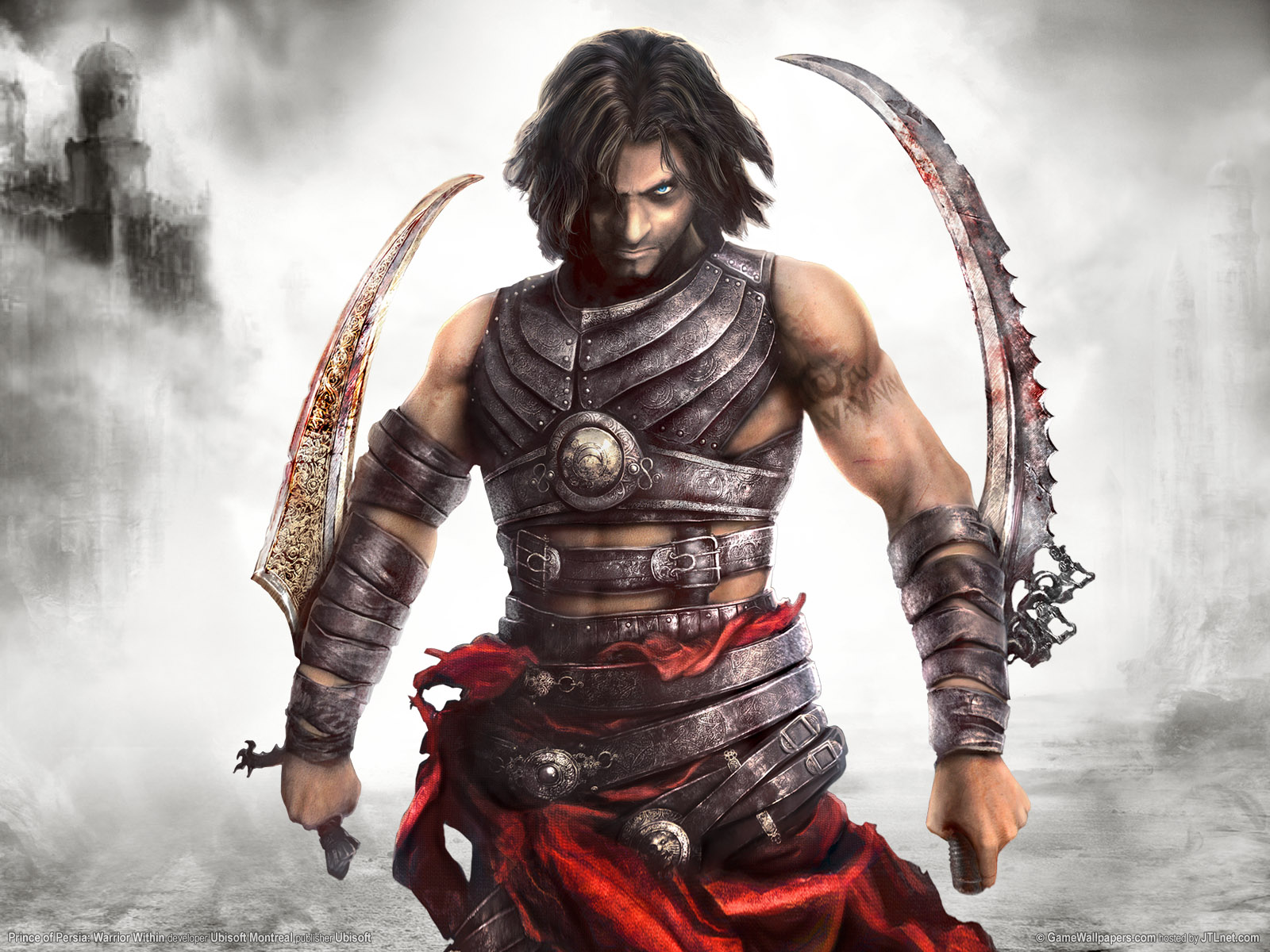 "prince of persia warrior within wallpaper. By the way ""Prince of Persia"""